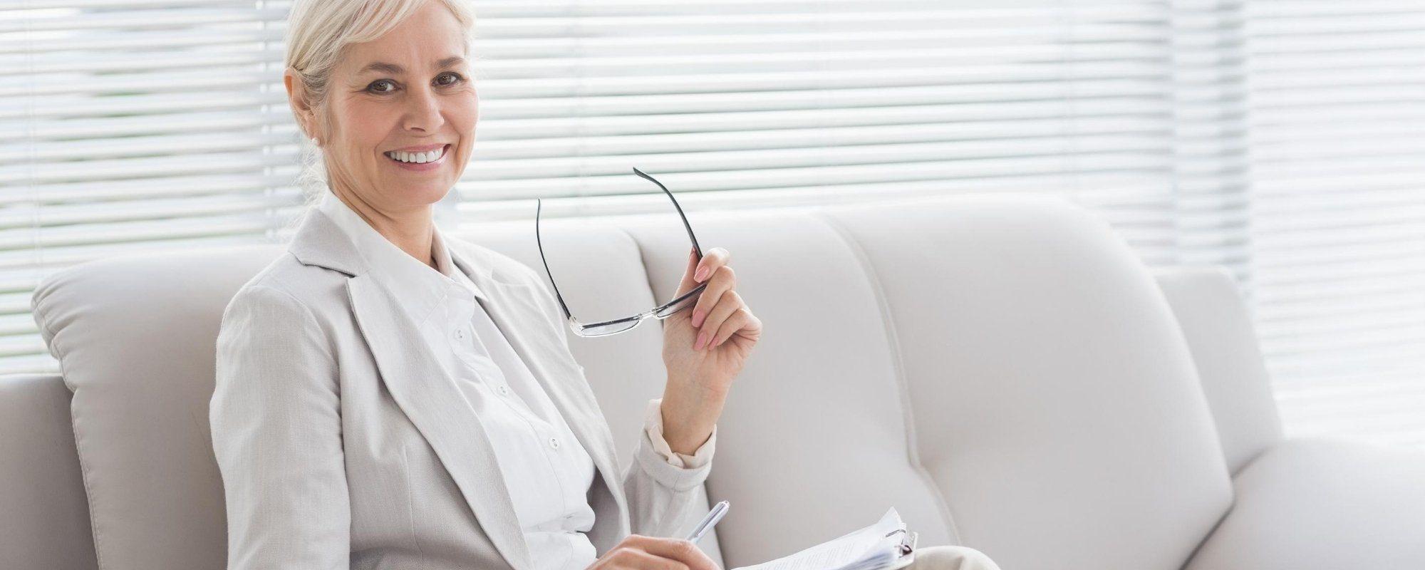 Psychiatrist or Therapist Headroom