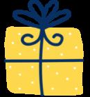 gift yellow